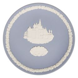Sleeping Beauty Castle Wedgwood Plate.