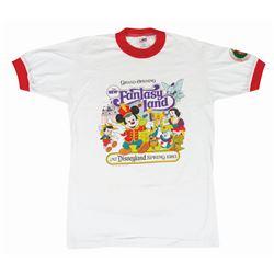 New Fantasyland Grand Opening T-Shirt.