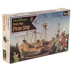 Peter Pan's Pirate Ship Model Kit.