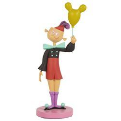 Fantasyland Balloon Vendor Figure.