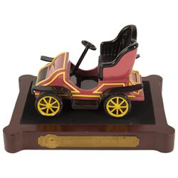 Mr. Toad's Wild Ride Vehicle Model.