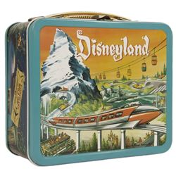 Tomorrowland Lunchbox with Thermos.
