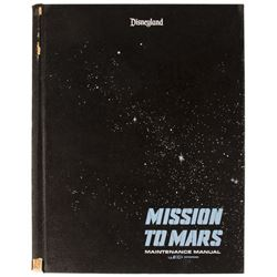 Mission to Mars WED Maintenance Manual.