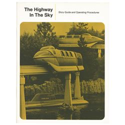 """""""The Highway in the Sky"""" Monorail Operator Guide."""