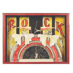 """""""The Great Rock Circus"""" Show Concept."""