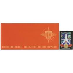 Tomorrowland Collector's Series II Card.
