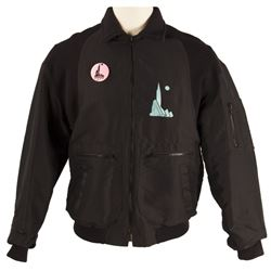 Tomorrowland 2055 Project Jacket with Button.