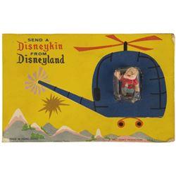 Disneyland Disneykin Postcard.