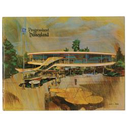 Progressland at Disneyland Proposal.