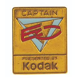 Harper Goff's Captain EO Pin.