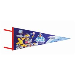 Star Tours Pennant.