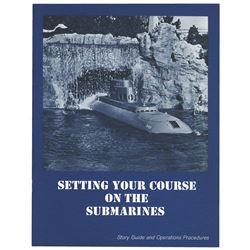 Submarine Voyage Submarine Operator Guide.