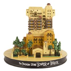 Tower of Terror Light-Up Model.