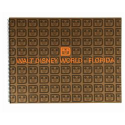 Walt Disney World Pre-Opening Investor's Book.