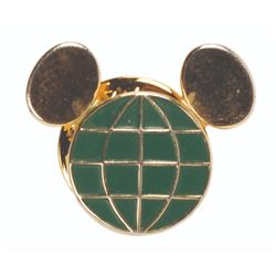 Walt Disney World 1-Year Service Pin.