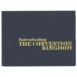 """Introducing the Convention Kingdom"" Booklet."