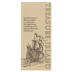 Treasure Island Map & Guide.