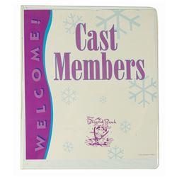 Blizzard Beach Cast Member Welcome Manual.