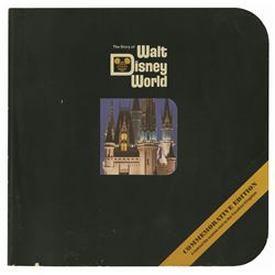 """The Story of Walt Disney World"" Booklet."