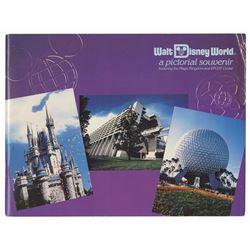 """Walt Disney World: A Pictorial Souvenir"" Guidebook."
