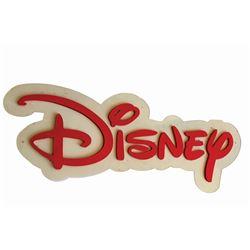 Disney Logo Sign.