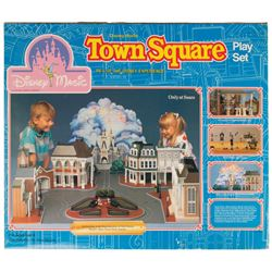 Sears Walt Disney World Town Square Play Set.