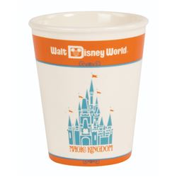 Walt Disney World Ceramic Cup.