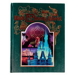 """Walt Disney World"" Souvenir Book."