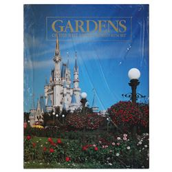 """Gardens of the Walt Disney World Resort"" Book."