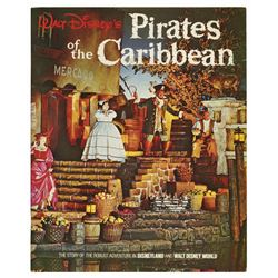 Pirates of the Caribbean Souvenir Guide.