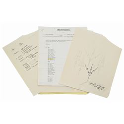 Big Thunder Mountain Expenses Documents.
