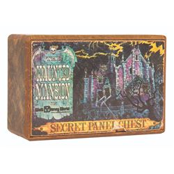 Small Haunted Mansion Secret Panel Chest.