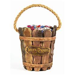 Seven Dwarfs Mine Train Jewel Bucket Prop.