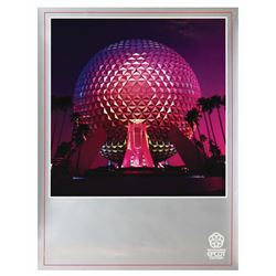 Epcot Center Opening Year Poster.