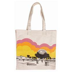 Epcot Souvenir Tote Bag.