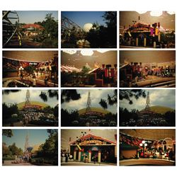 Collection of (12) Wonders of Life Pavilion Slides.