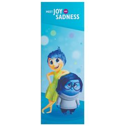 Joy & Sadness Character Meet and Greet Sign.