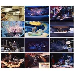 Collection of (85) Journey into Imagination Slides.
