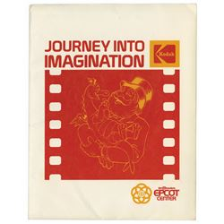 Journey into Imagination Press Kit.