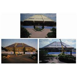 Collection of (3) Horizons Construction Slides.