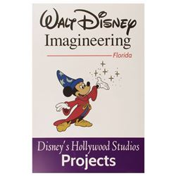 WDI Disney's Hollywood Studios Projects Sign.