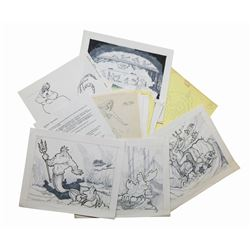 Unproduced The Little Mermaid Show Archive.