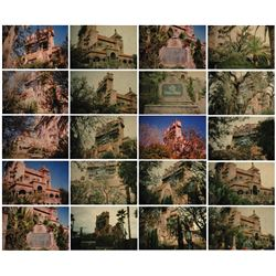 Collection of (20) Tower of Terror Slides.