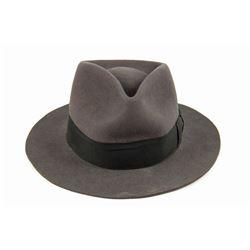 The Great Movie Ride Original Humphrey Bogart Hat Prop.