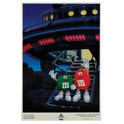 Star Tours Grand Opening Poster.