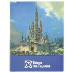 Tokyo Disneyland Project Synopsis Documents.
