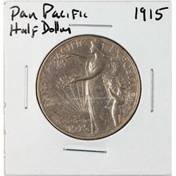 1915 Panama Pacific Exposition Commemorative Half Dollar Coin
