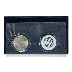 1922 $1 Peace Silver Dollar Coin GSA Soft Pack and Envelope