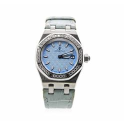 Ladies Audemars Piguet Stainless Steel Royal Oak Wristwatch