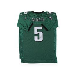 Philadelphia Eagles Donovan McNabb Autographed Jersey